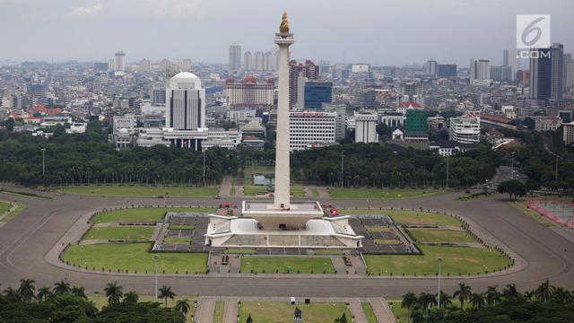 Kebijakan Gubernur Jakarta Masuk Monas Gratis Bagi Difabel Dan Lansia