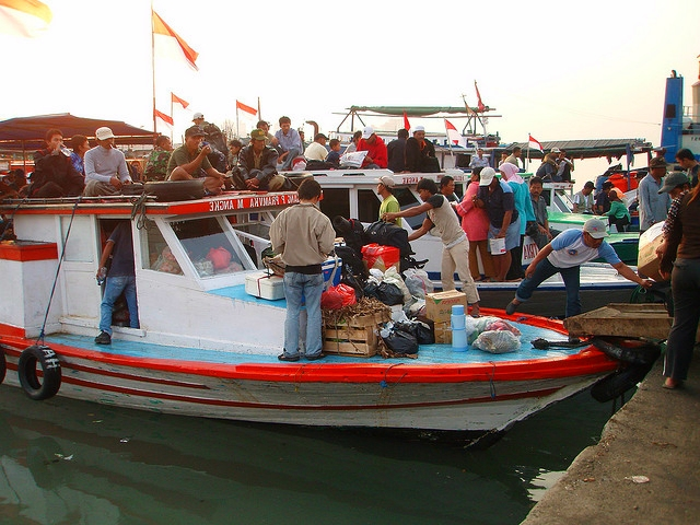 Tips Transportasi ke Pulau Seribu 2